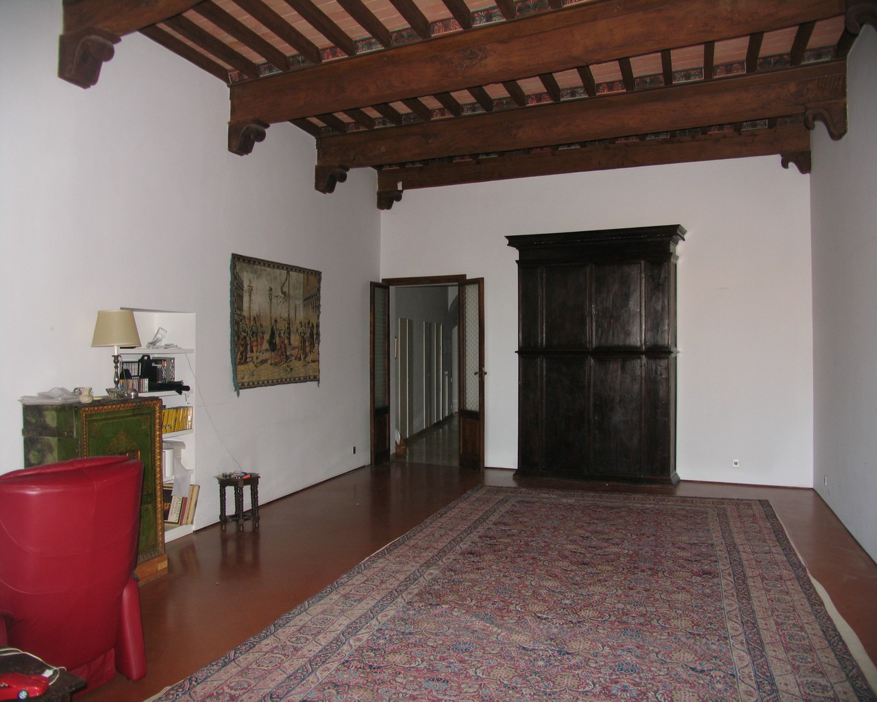 Siena appartamento Centro storico con giardino garage e limonaia
