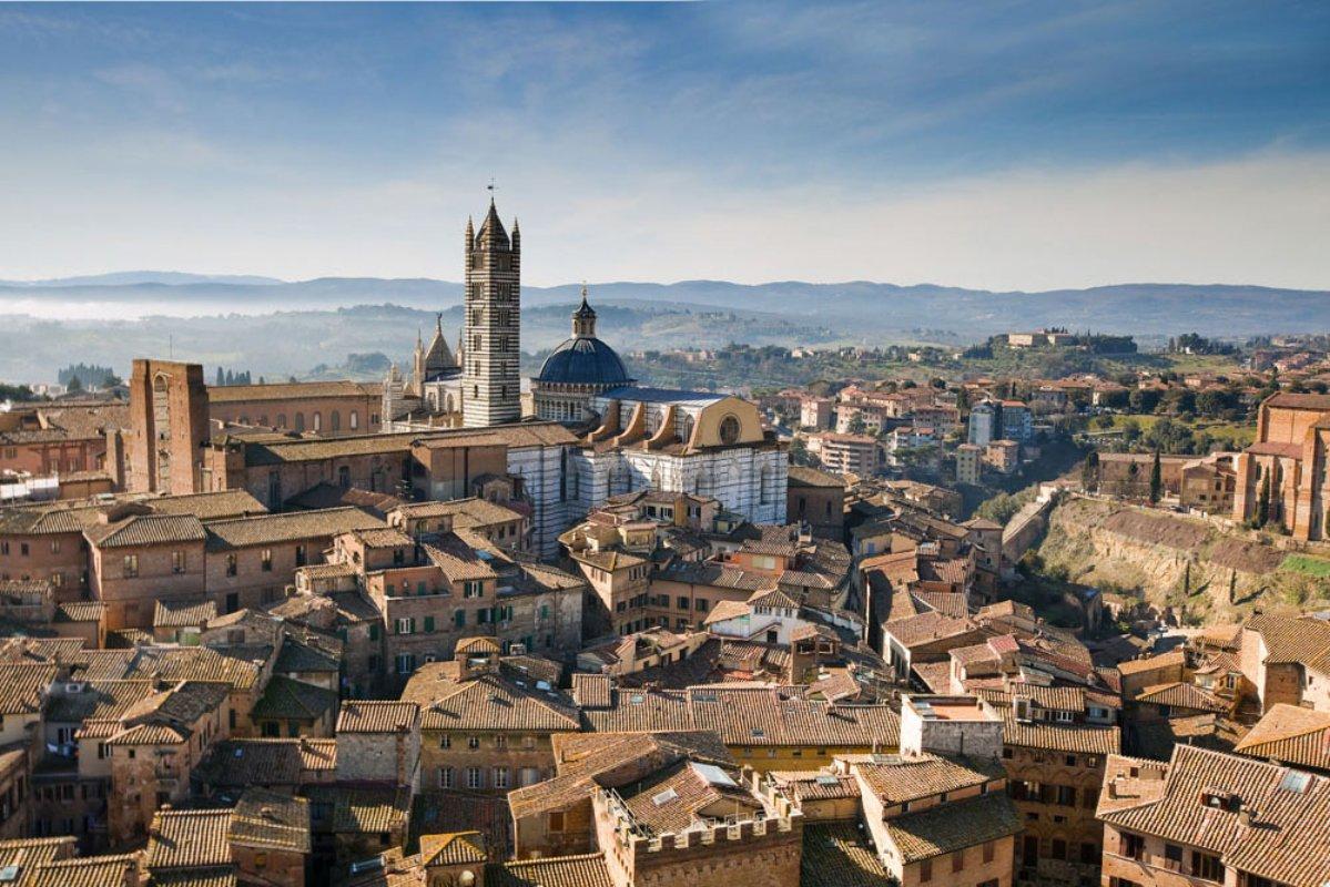 Siena vendesi mansarda Fuori Porta San Marco