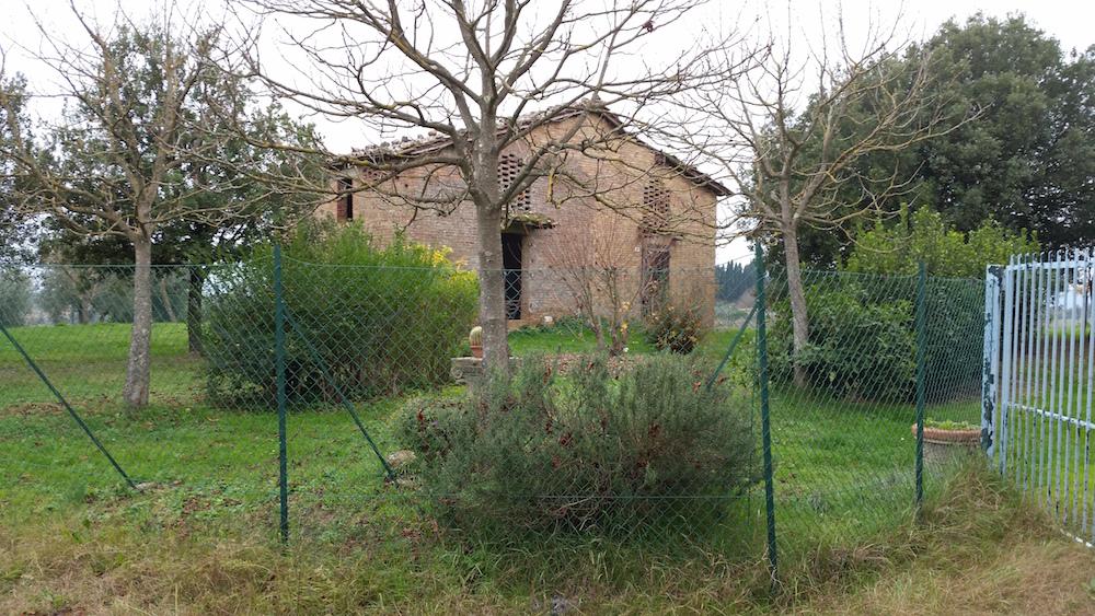 Siena, Zona Costalpino porzione di podere