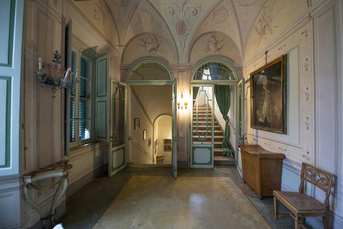 Siena ( Prestigioso appartamento in villa )