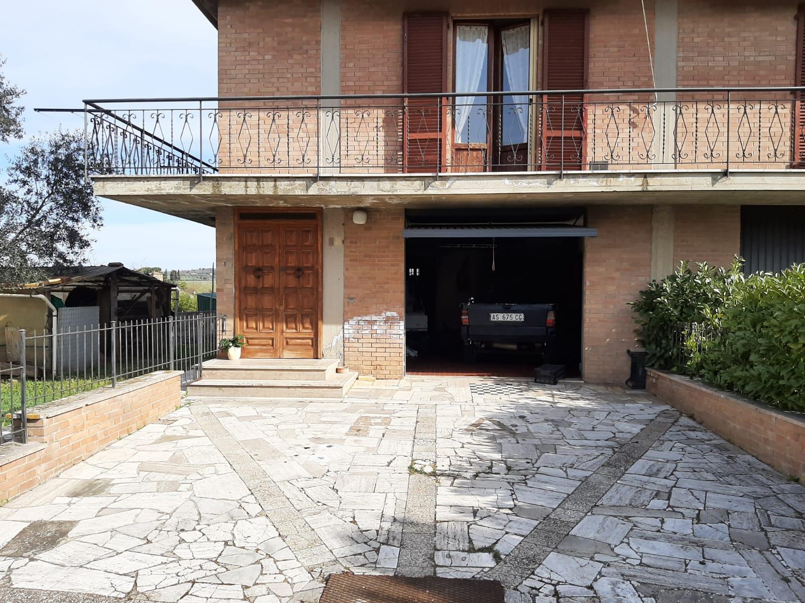 Siena – Località Casetta ( resede/giardino /garage )