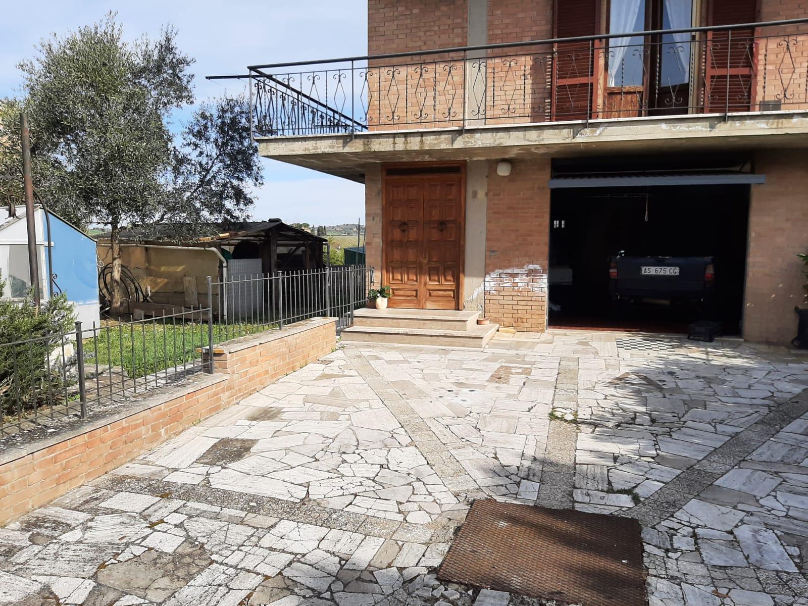 Siena – Località Casetta ( Resede/ Giardino/ Garage )
