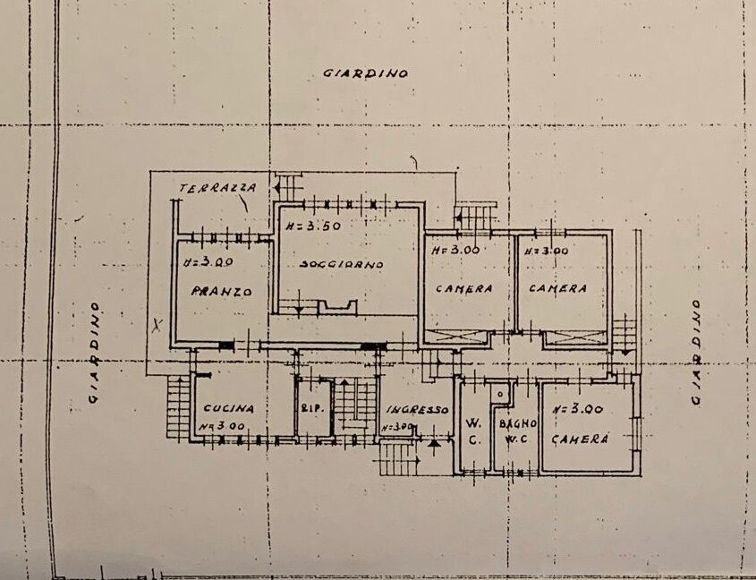 castellina-planimetria1