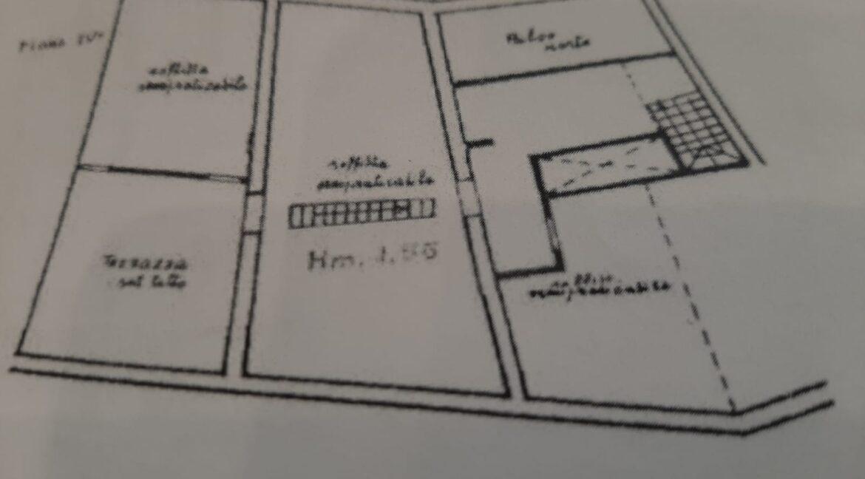selva planimetria piano 4